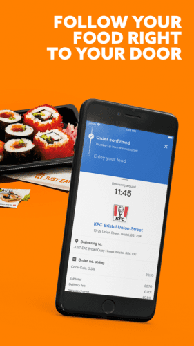 Just Eat - Food Delivery UK 5